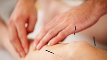 Acupuncture/Massage Combined
